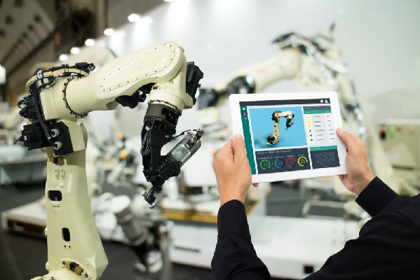 Smart factory model