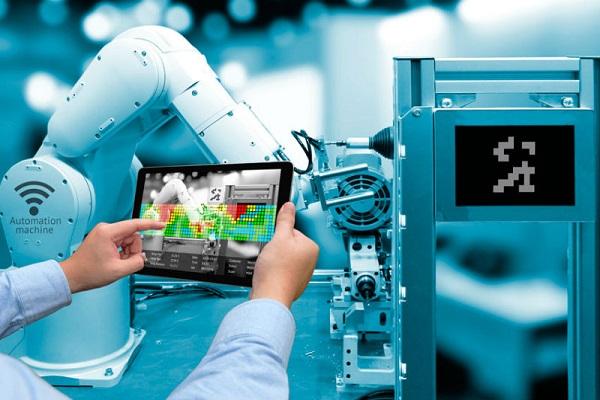 công nghệ loT trong sản xuất