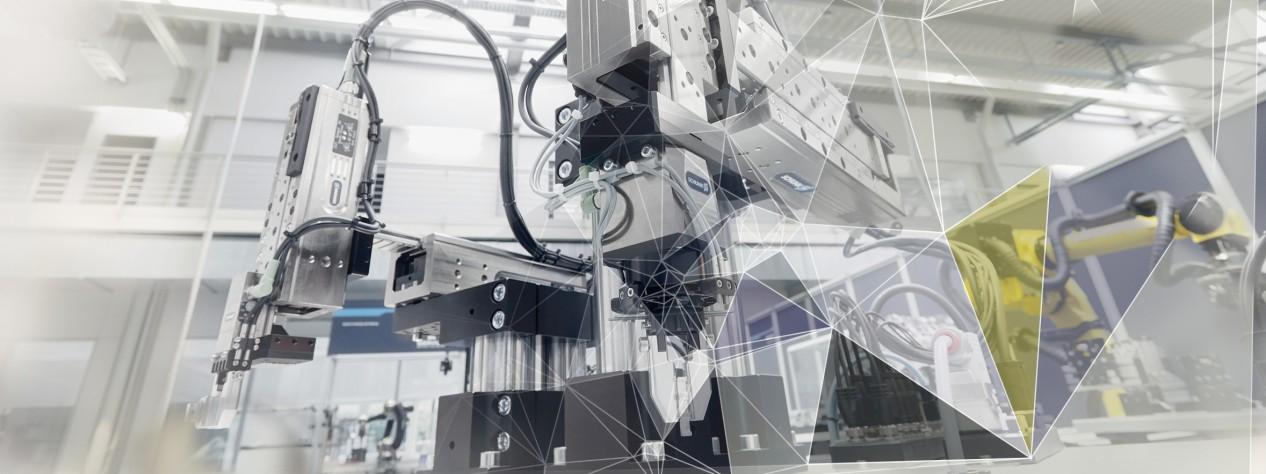 ứng dụng smart factory
