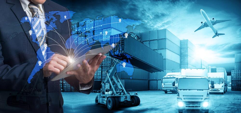 IoT ngành Vận tải hàng hóa