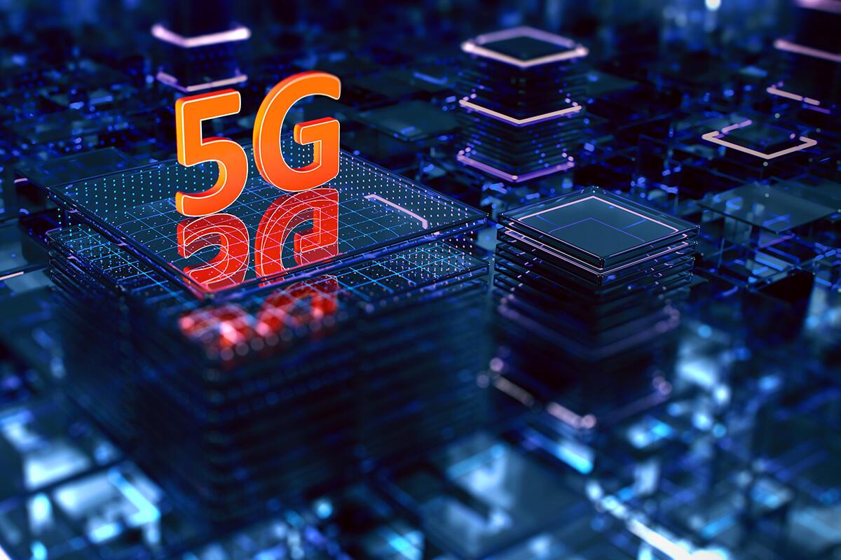 5G với Smart factory