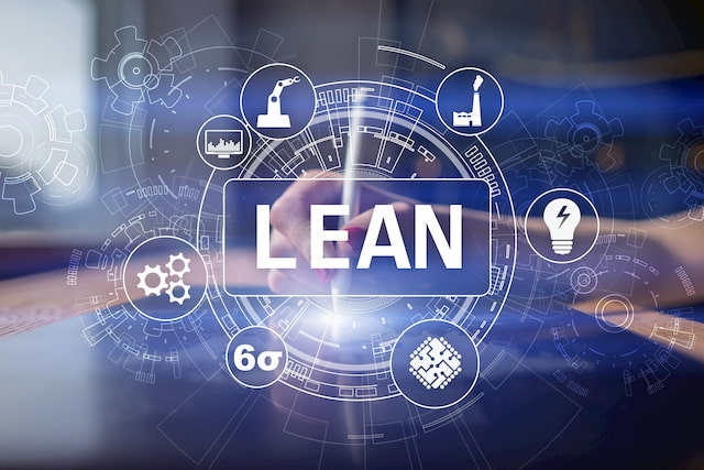 công cụ sản xuất tinh gọn lean manufaturing