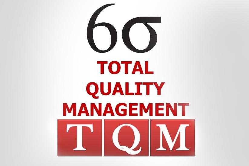 sự khác biệt giữa TQM và 6 Sigma
