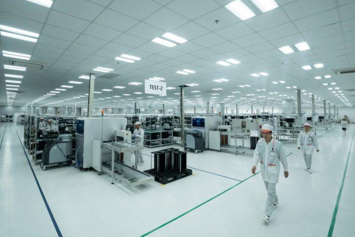 mô hình nhà máy dược thông minh ở Việt Nam