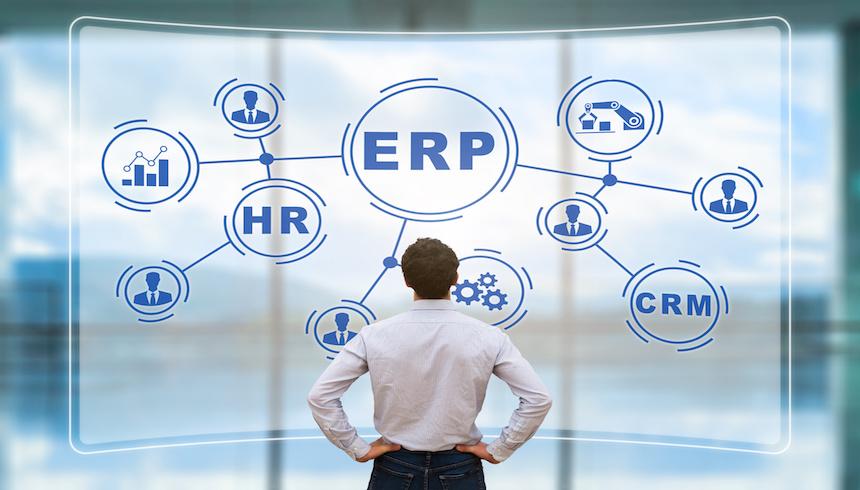 Các lợi ích khi kết hợp IoT và ERP