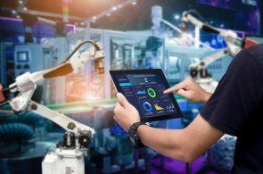 Những ứng dụng của công nghệ 4.0 vào sản xuất thông minh