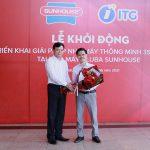 """""""Ông lớn"""" ngành gia dụng Việt Nam Sunhouse triển khai giải pháp nhà máy thông minh"""